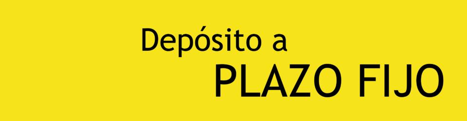 PLAZO FIJO 2-37